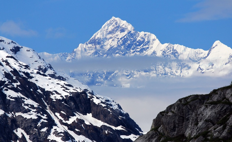 Glacier Bay Mountain A