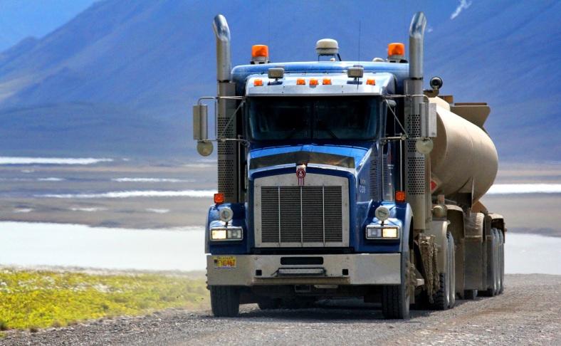 Ice Road Trucker A